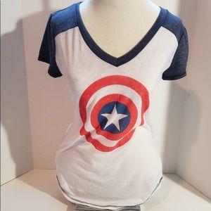 Marvel's Women's shirt